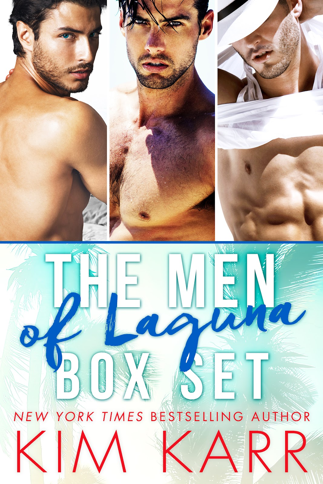 THE MEN OF LAGUNA BOX SET_front cover