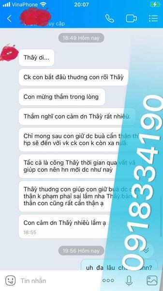 Tác dụng của bùa yêu ở Lạng Sơn