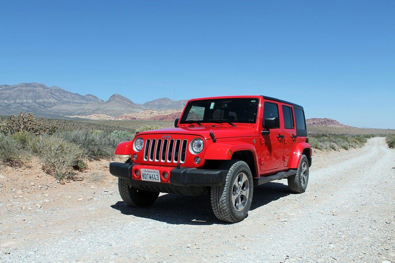 Jeep Wrangler Off-Road - Free photo on Pixabay