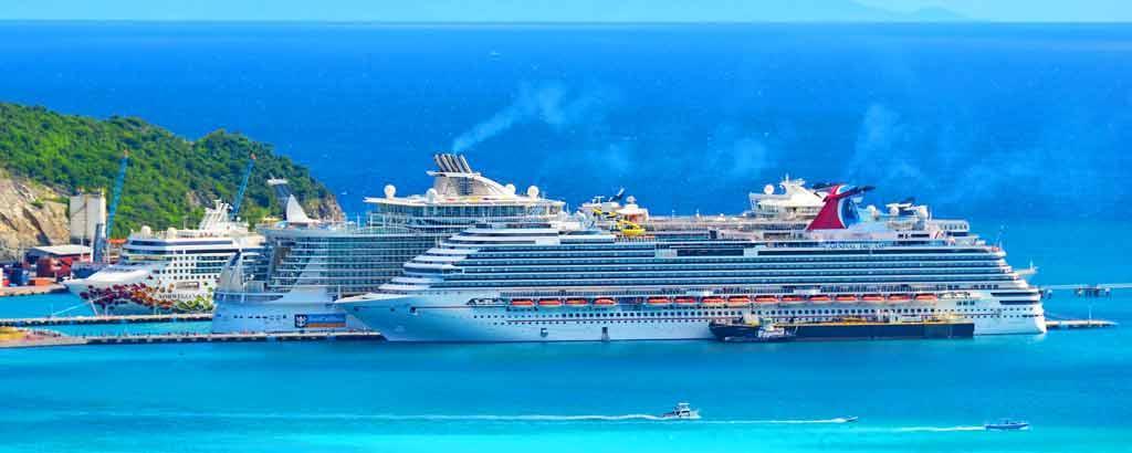 Sint Maarten / Saint Martin (Philipsburg) Cruise Port Guide ...