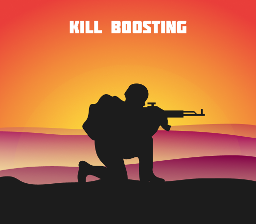 call of duty kill boosting service