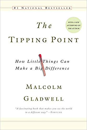 an early book on marketing in a new era: the tipping point
