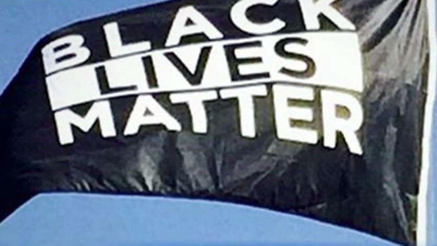 Billedresultat for black lives matter flag