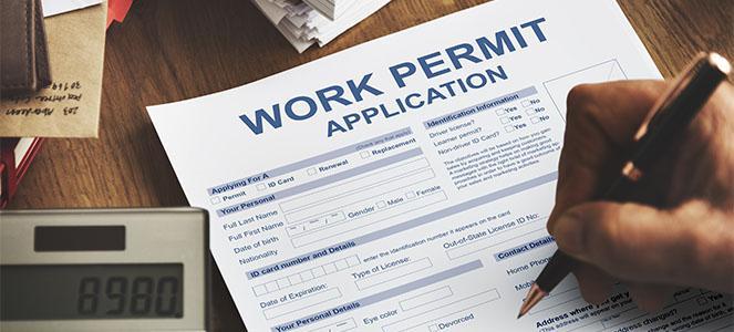 Các bước làm giấy phép lao động cho người nước ngoài