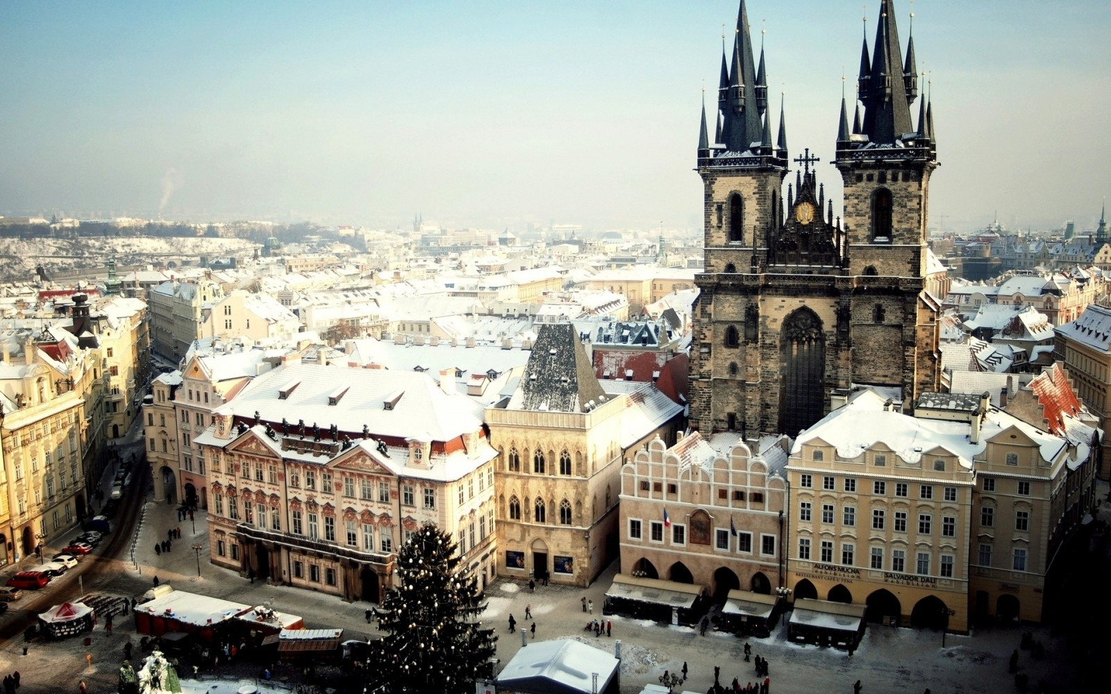 thành phố châu Âu 11