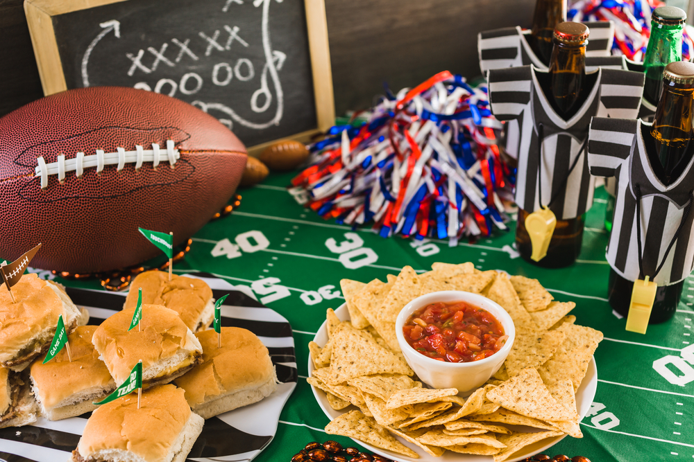 Super Snacks for the Super Bowl-image