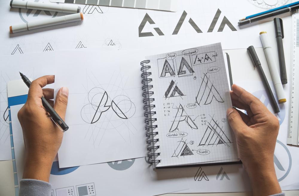 cách thiết kế logo trên máy tính