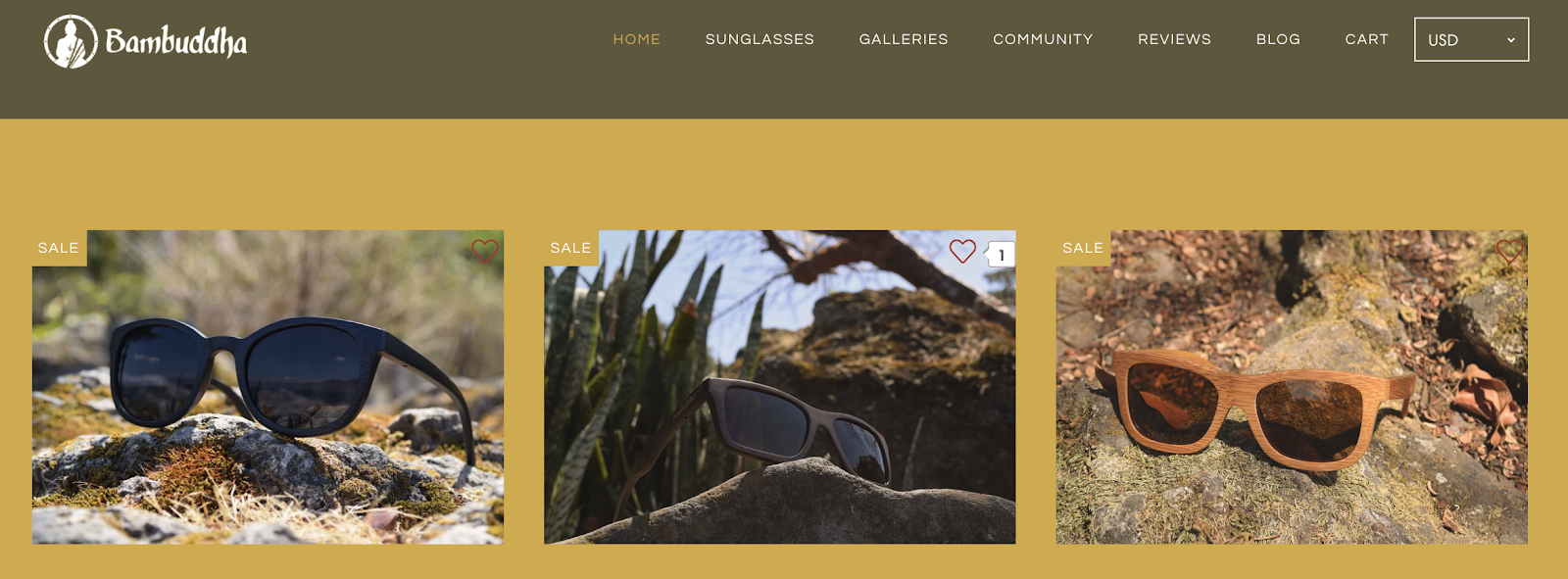 Bambuddha Sunglasses | Partnership Program