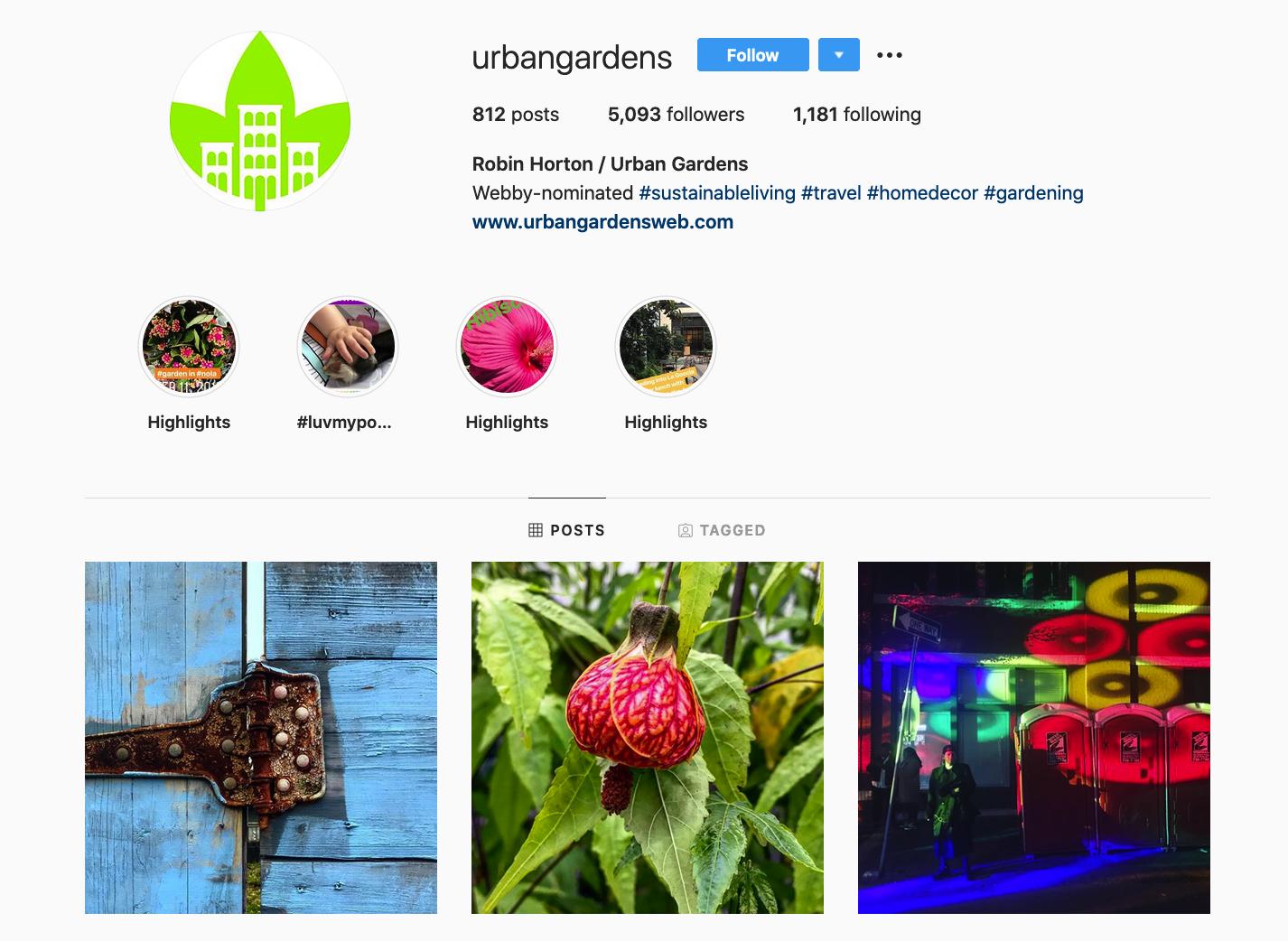 Robin Horton | Home and Garden Social Media Influencer