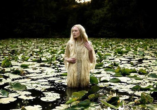 Водяница — жена водяного