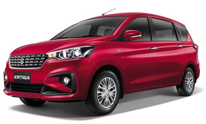 Suzuki Ertiga 2019 รุ่นปัจจุบันที่เปิดตัวในไทย