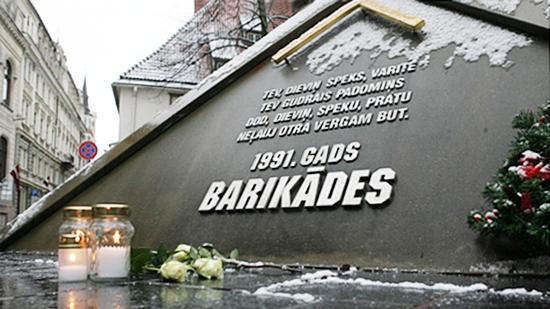 1991.gada barikāžu 30.gadadienas atcerei - kā tas bija patiesībā