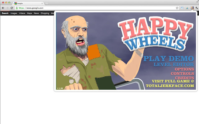 google games happy wheels