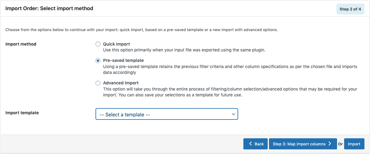 step2-pre-saved-template-order-import