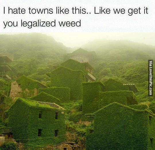 green town