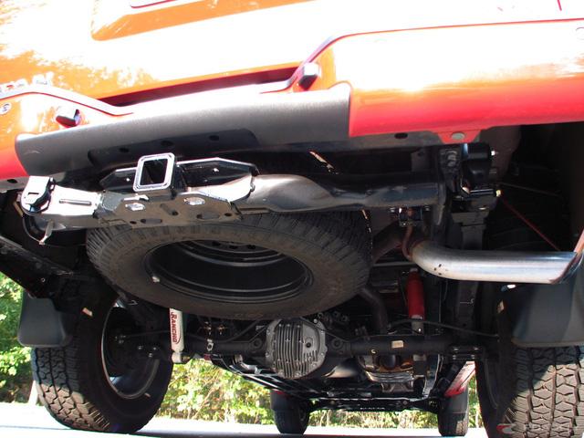 Lốp dự phòng thiết kế nhỏ để tiết kiệm diện tích và giảm tải trọng xe
