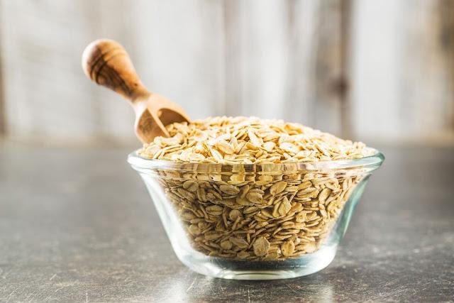 oat cellulite scrub