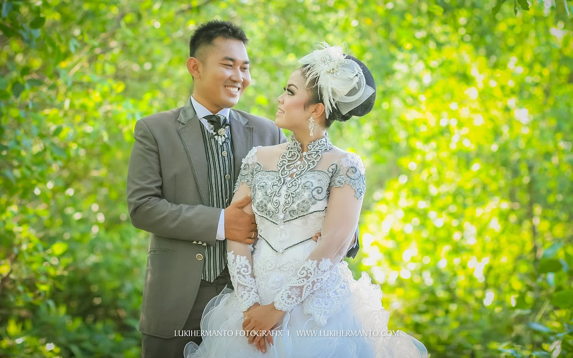 Foto prewedding 2014 Yuris + Feri