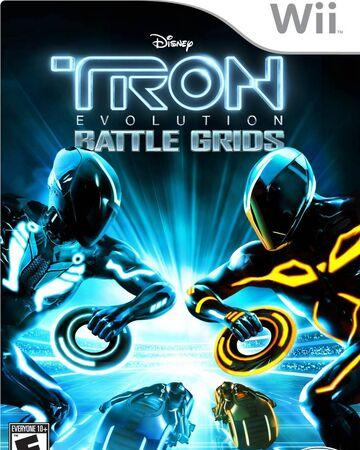 Tron: Evolution - Battle Grids | Disney Wiki | Fandom