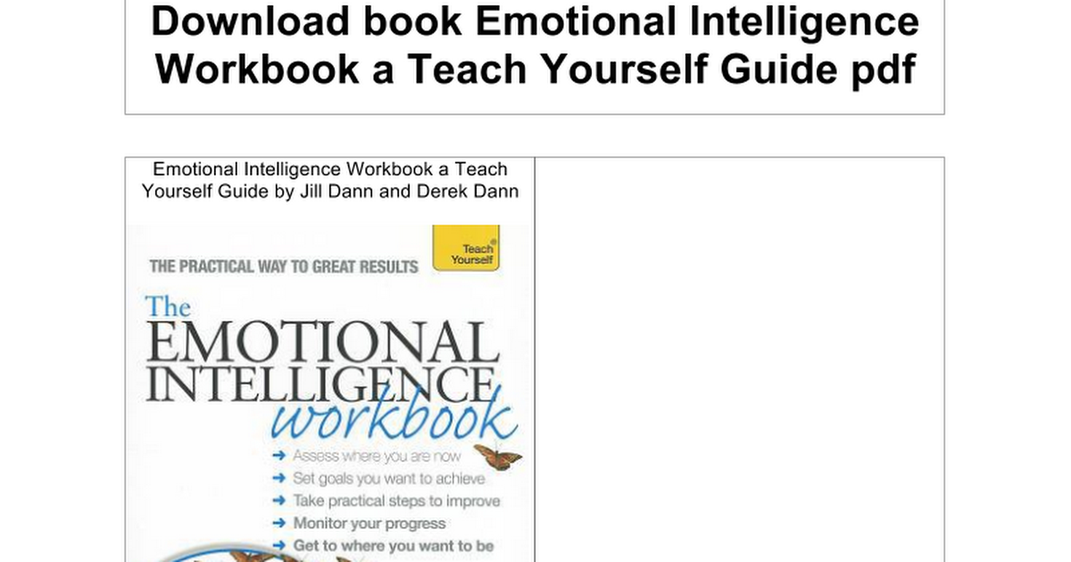 7 Techniques To Develop Your Emotional Intelligence