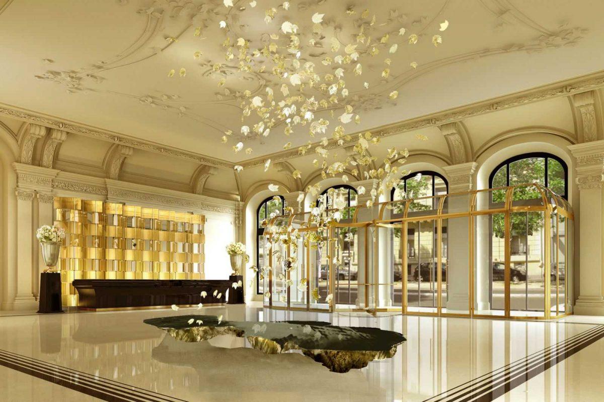 Mẫu thiết kế nội thất khách sạn đẹp thu hút nhiều khách hàng