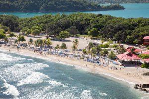 Labadee haiti view