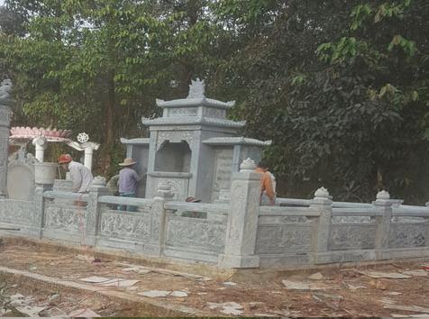 Thiết kế lăng mộ cần phải tuân theo đúng chuẩn phong thủy