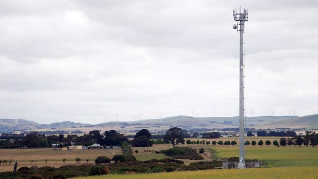 NBN's Fixed Wireless towers are delivering metro broadband speeds beyond the major cities.