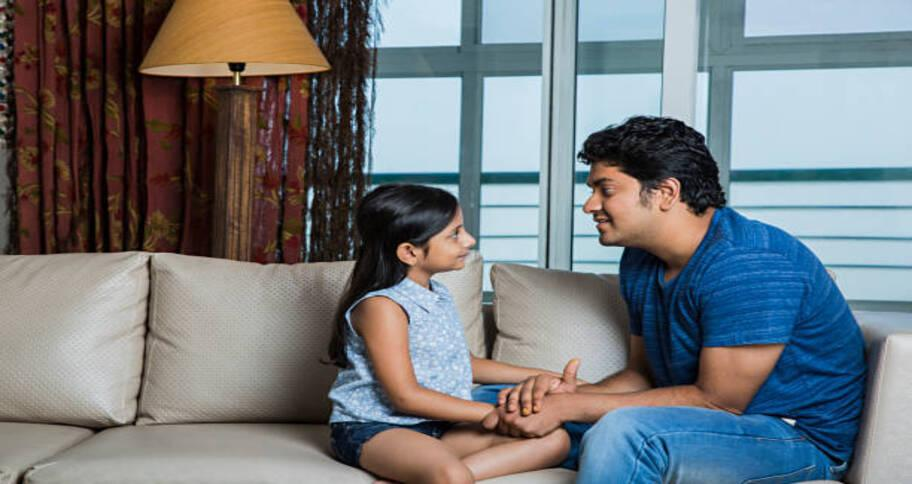 Share your personal experience to teach them moral values