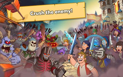 Hustle Castle: Fantasy Kingdom- screenshot thumbnail