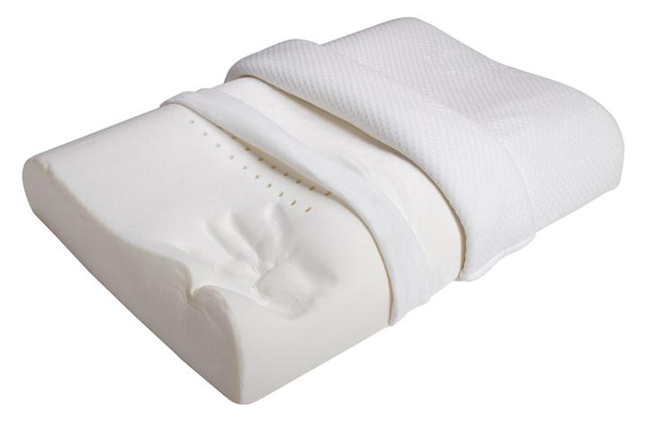 Ergonomic Pillow for Side Sleepers