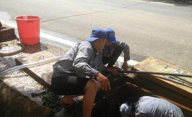Dịch vụ rút hầm cầu bình dương tại An Bình rất chuyên nghiệp