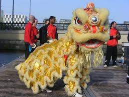 Image result for chinese lion dance