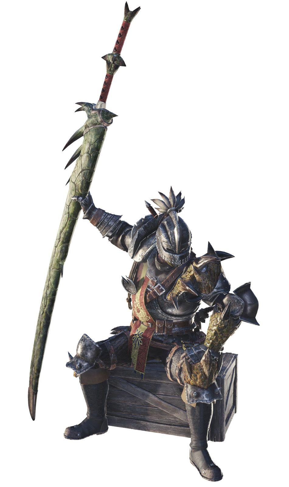 longsword The Best Co-Op B-Tier Weapons