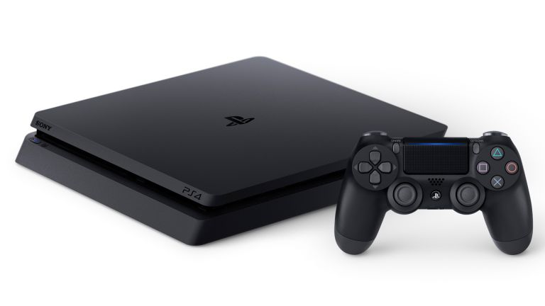 Sony Playstation 4 Slim - дизайн консоли