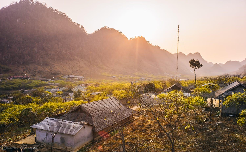 Mộc Châu – nơi những nàng tiên xuân ngự trị - ảnh 1