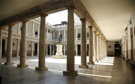 Claustro de la Universidad de Valencia