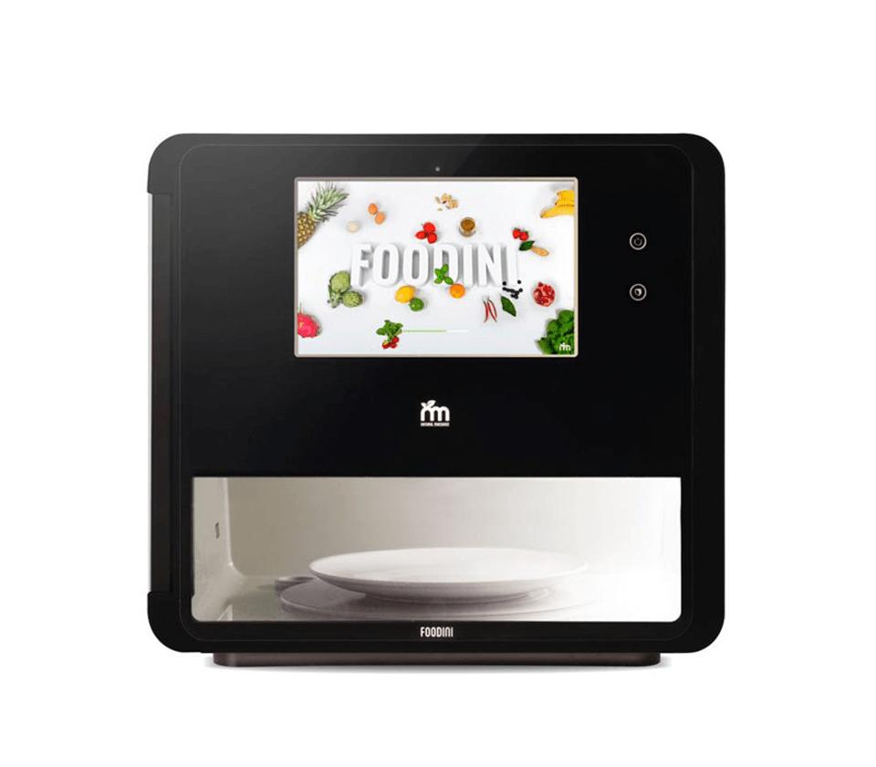 3D food printer Foodini