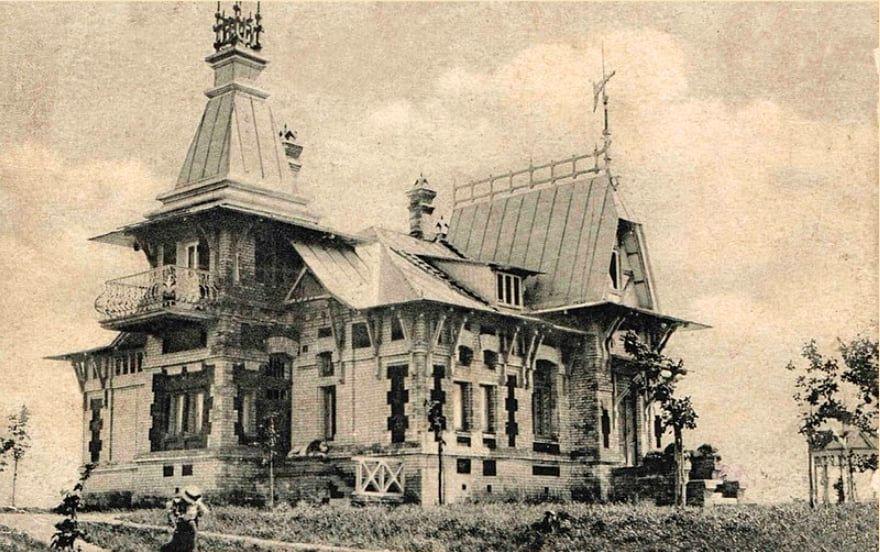 Історія заснування Будинку письменників у Ірпені