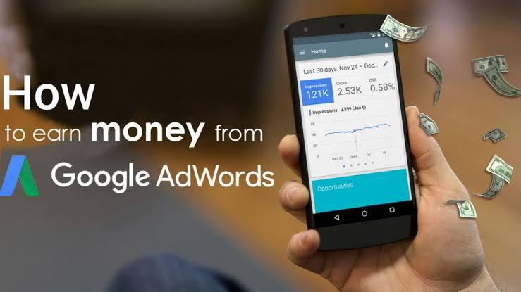 Earn From Adwords