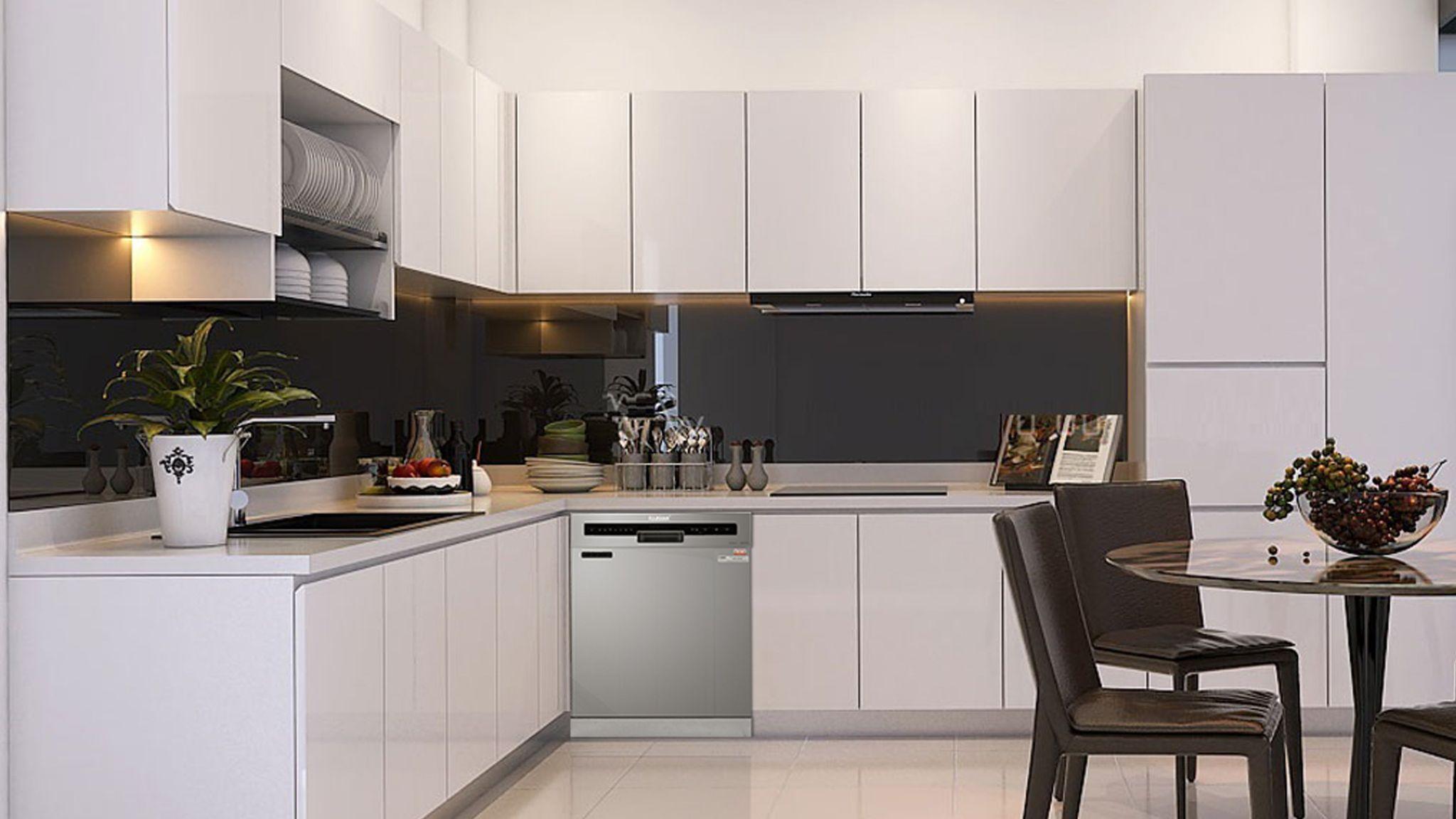 Thiết kế sản phẩm ảnh hưởng đến giá trị thẩm mỹ trong căn bếp gia gia đình
