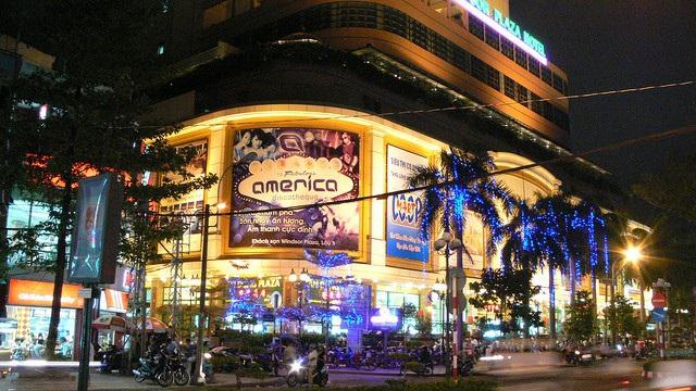 Trung tâm thương mại An Đông PLaza