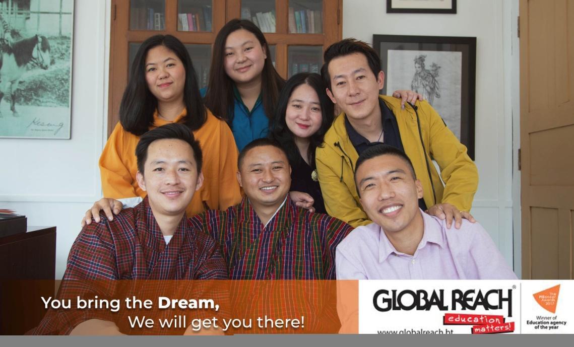 GlobalReach Welcome – GlobalReachBhutan