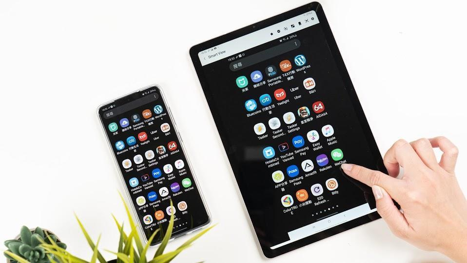 不只是 Lite 的三星 Galaxy Tab S6 Lite - 30