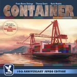 Cover of board game Container one my most anticipated games of 2020