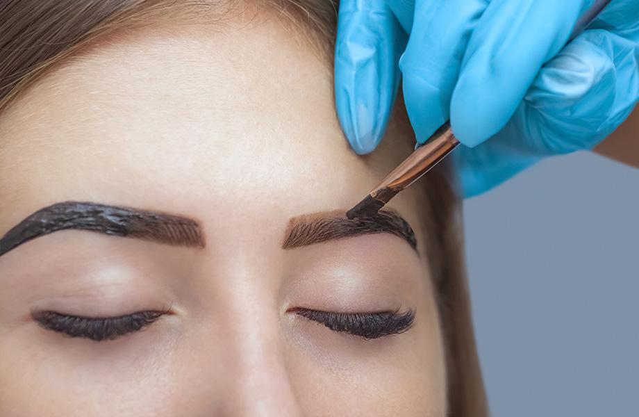 Как правильно красить брови хной: биотуаж на 2 недели - Beauty HUB