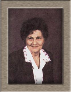 Rita Sybil <I>Juneau</I> Rabalais