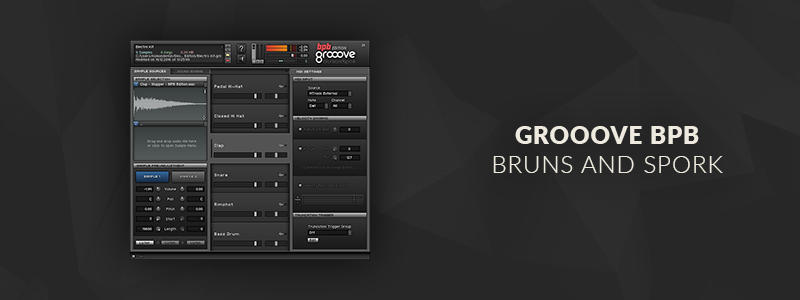 Grooove BPB by Bruns And Spork (VST/AU Plugin)