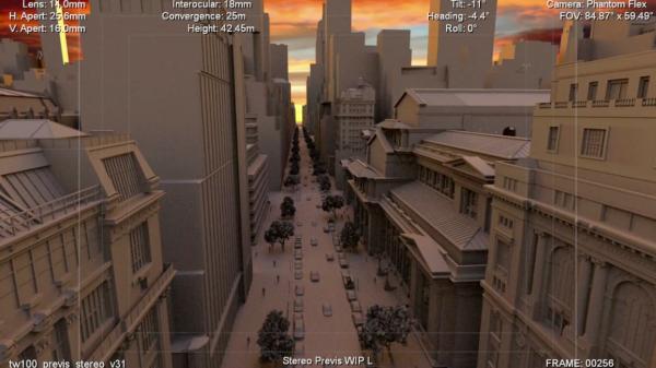 Pré-visualisation 3D