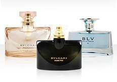 Photo of Bvlgari product from the beauty care section.